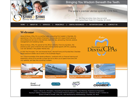 Charlotte, NC based website design firm specializing in web site design and website maintenance in Charlotte, NC.